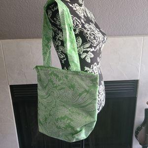 {Sachi} Paisley Insulated Tote Bag